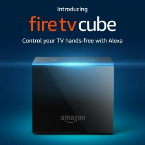 Fire Cube and Fire Stick 4k